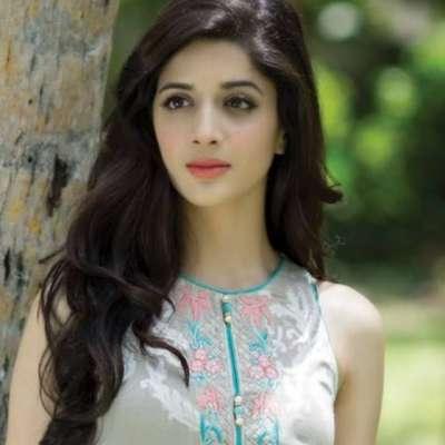 پاکستانی اداکارہ ماورا فلم کیلئے ..