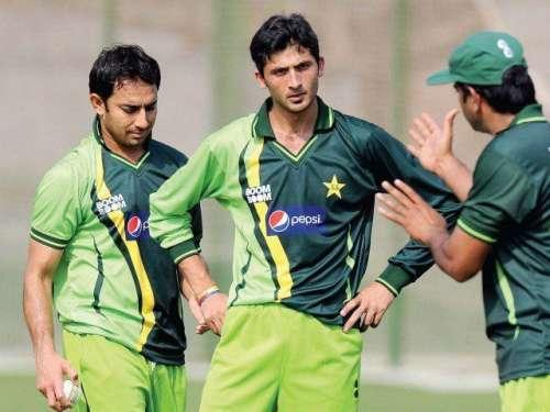 دورہ بنگلہ دیش، قومی کرکٹ ٹیم ..