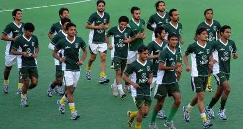 پاکستان ہاکی فیڈریشن کا قومی ..