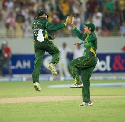 دورہ بنگلہ دیش: قومی ٹیم سے عمر ..