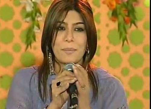 گلوکارہ شبنم مجید کی نجی ٹی وی ..