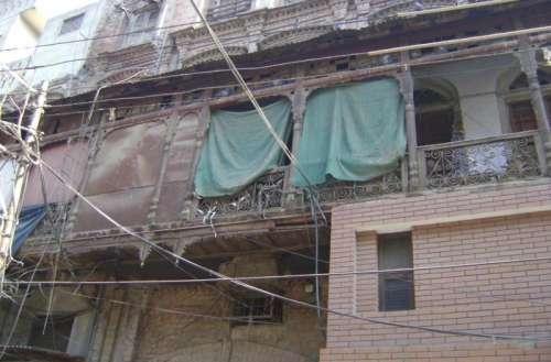 لاہور: مصروف اور اہم ترین بازار ..