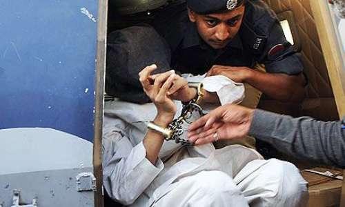 دہشتگردی کے مقدمات عام پولیس ..