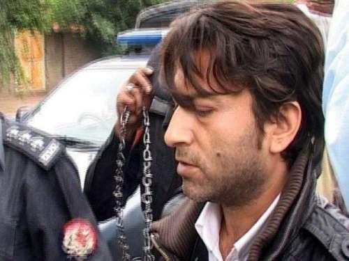 زین رؤف قتل کیس میں ملوث گرفتارملزم ..