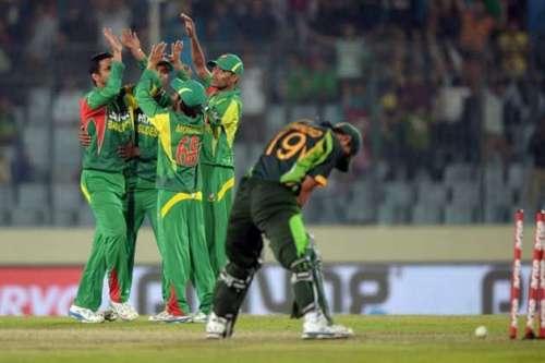 بنگلہ دیش کرکٹ بورڈ دورہ منسوخ ..