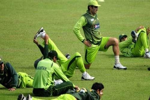 دورہ بنگلہ دیش ،قومی کرکٹ ٹیم ..