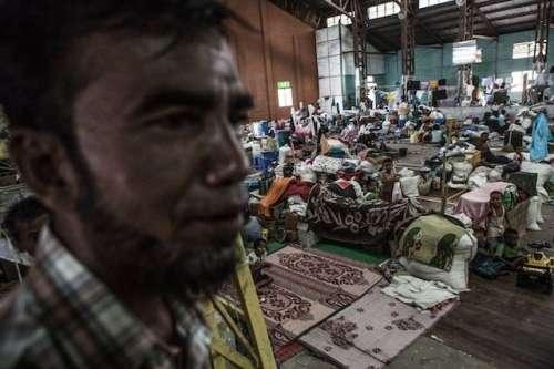 برما کے مسلمان ہجرت کر کے بھی ..