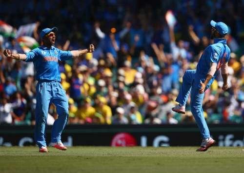 دورہ زمبابوے کے لیے بھارت کے ..