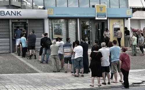 یونان کے بینک ایک ہفتے تک بند، ..