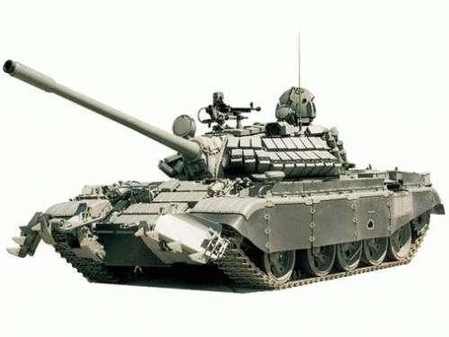 سربیا کا پاکستان سے282 ٹی55 ٹینکس ..