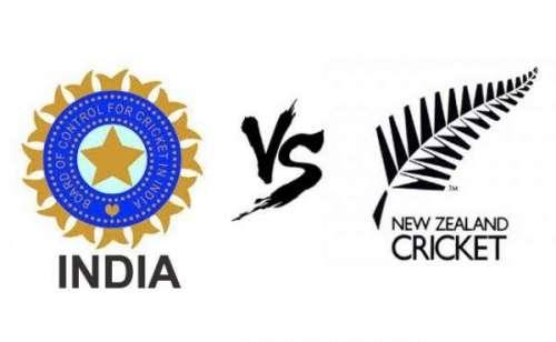 بھارت اور نیوزی لینڈ ویمن کے ..