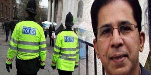 عمران فاروق قتل کیس، گرفتار ..