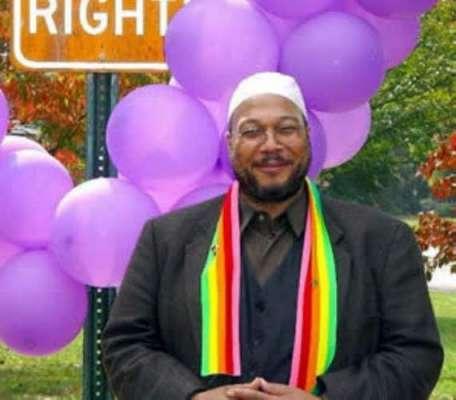 ایک امریکی مسلمان امام مسلمانوں ..