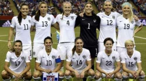 ویمن ورلڈ کپ ، امریکہ نے جرمنی ..