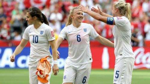 امریکہ نے چوتھی بار خواتین فٹبال ..