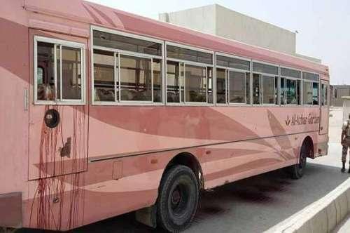کراچی : سانحہ صفورا گوٹھ میں ..