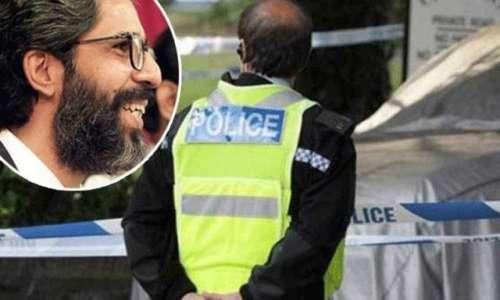 اسلام آباد:  عمران فاروق قتل ..