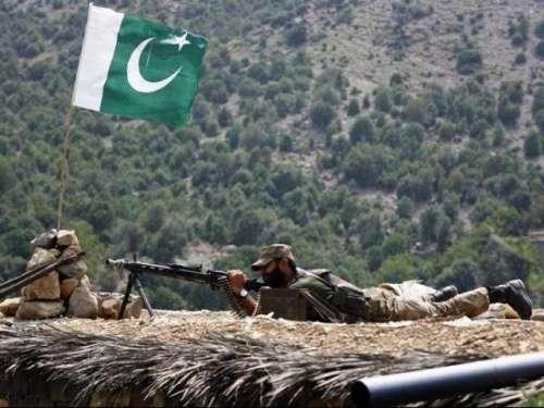 افغانستان کی حدود سے پاکستان ..