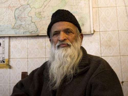 کراچی : سماجی کارکن اور ایدھی ..