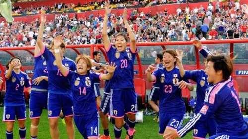 ویمنز فٹ بال ورلڈ کپ ،جاپان نے ..