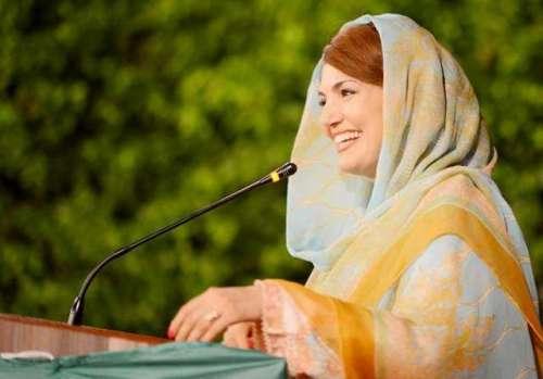 عمران خان کی اہلیہ ریحام خان ..