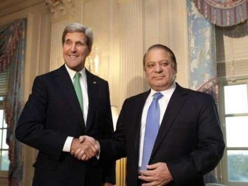 وزیراعظم اور امریکی وزیر خارجہ ..