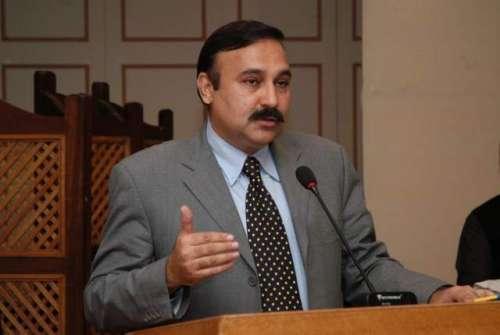 رکن قومی اسمبلی ڈاکٹر طارق فضل ..