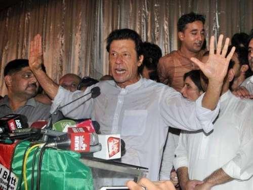عمران خان کی زیر صدارت پارلیمانی ..