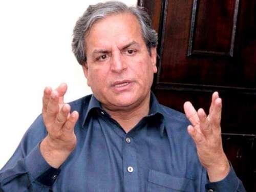 اسلام آباد : جاوید ہاشمی نے نظام ..