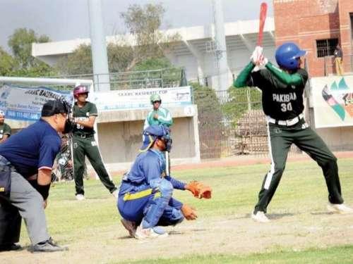 قومی ٹیم ایشین بیس بال چیمپئن ..