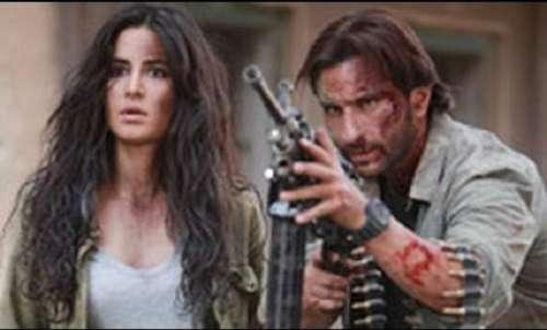 پاکستان میں بھارتی فلم فینٹم ..