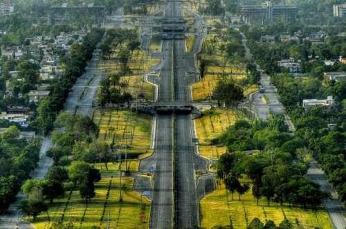 کراچی کے بعد وفاقی دارالحکومت ..