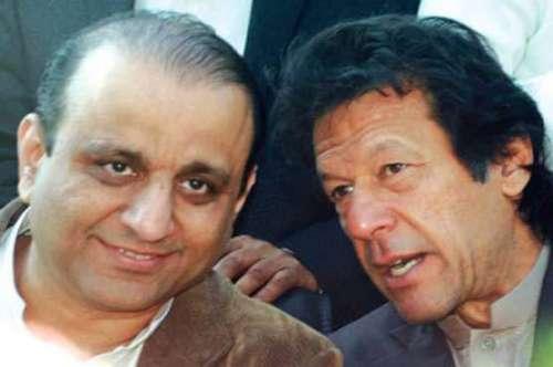 عمران خان نے این اے 122کیلئے نامزد ..