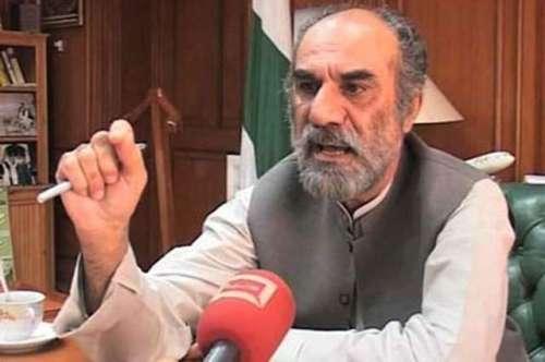 سابق وزیراعلی بلوچستان اسلم ..