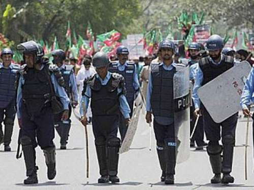 اسلام آباد : ہیلتھ رسک الاونس ..