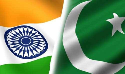 پاکستان اور بھارت میں ڈی جی رینجرز ..