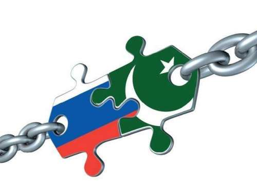 روس کا پانچ دہائیوں بعد پاکستان ..