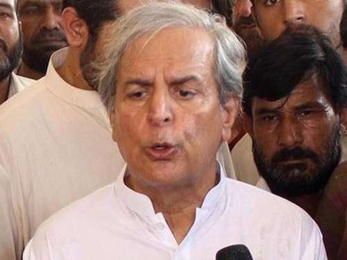 اسلام آباد : تحریک انصاف میں ..