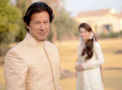 ریحام خان پر مالی الزامات لگانے ..
