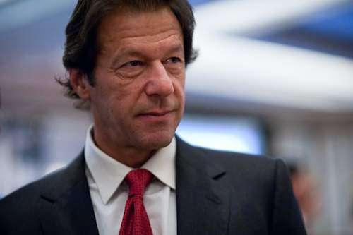 عمران خان کا کراچی میں شوکت خانم ..