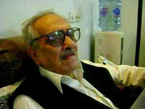 کراچی : معروف دانشور، ادیب، شاعر ..