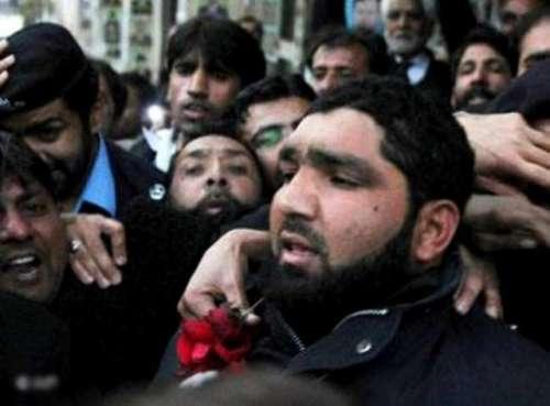 راولپنڈی : ممتاز قادری نے خود ..