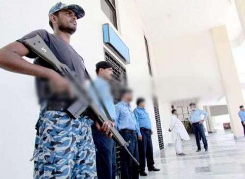 راولپنڈی :  سکیورٹی خدشات، واشنگٹن ..