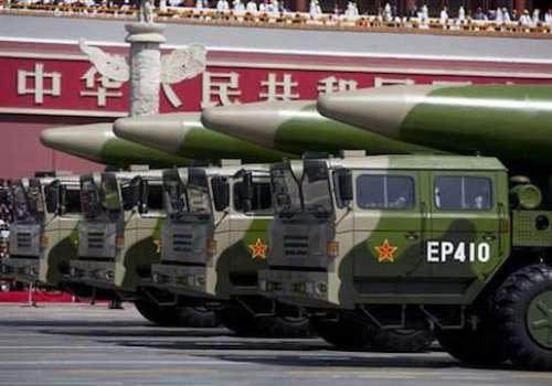 چین کا امریکی اینٹی میزائل ڈیفنس ..