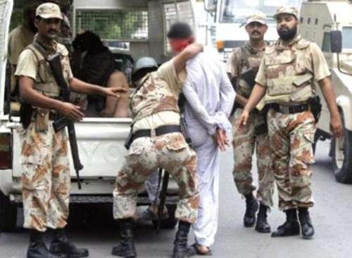 حکومت سندھ کا ایک بارپھر رینجرز ..