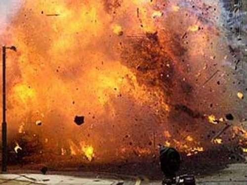 نائجیریا میں خود کُش دھماکہ ..