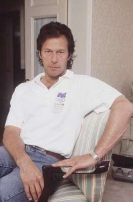 عمران خان نے انگلینڈ کیخلاف ..