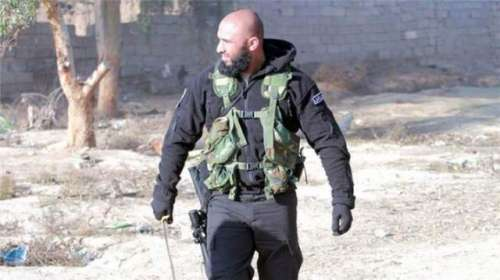 عراق میں داعش کے دہشت گردوں پر ..