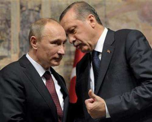 روس نے ترکی کیخلاف اقتصادی پابندیوں ..