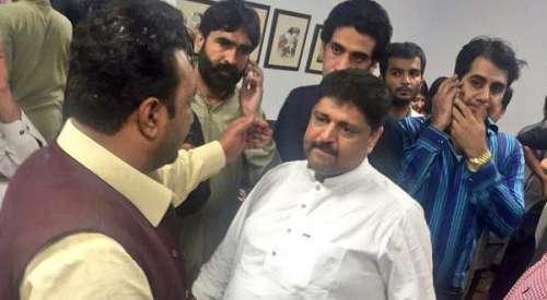 ن لیگ کے رہنما محسن لطیف نے تحریک ..
